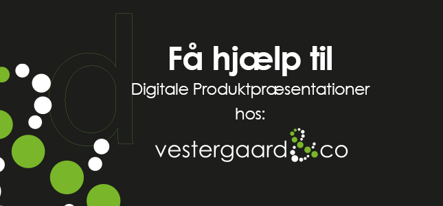 digitale præsentationer