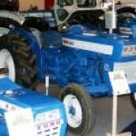 Veteran traktor udstilling